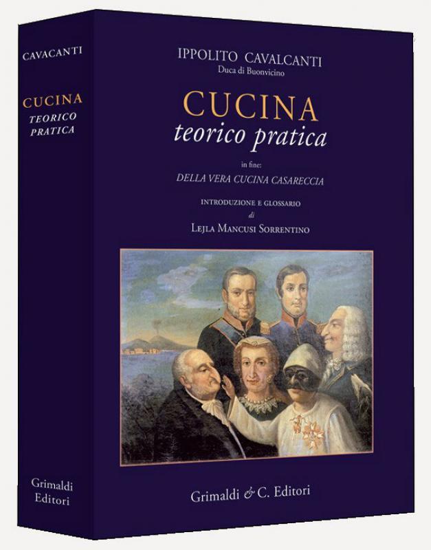 Cucina napoletana teorico-pratica toscana antichi libri roma antiquaria