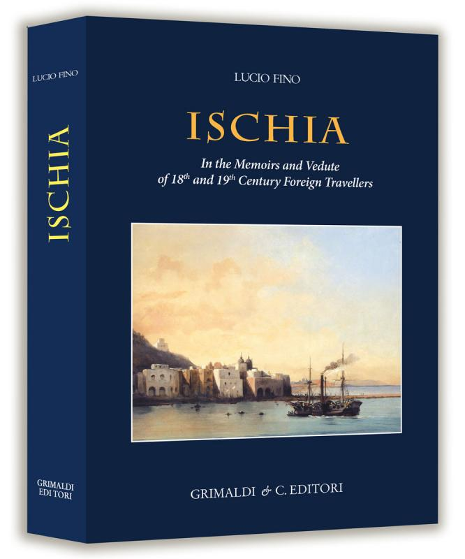 ISCHIA In the Memoirs and Vedute libreria libri bambini seab impronta