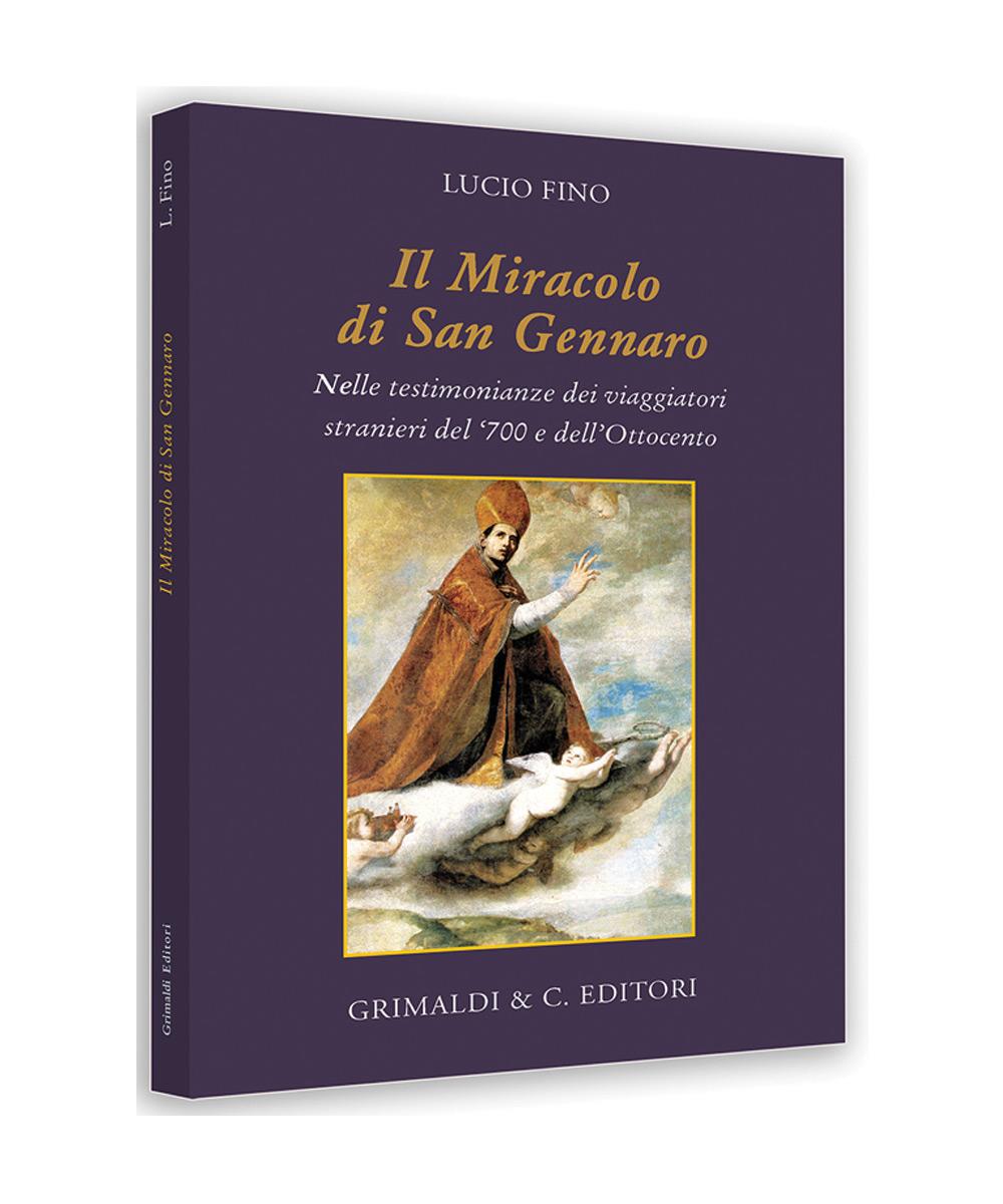 Il miracolo di San Gennaro libreria baduel antichi trieste antiquaria
