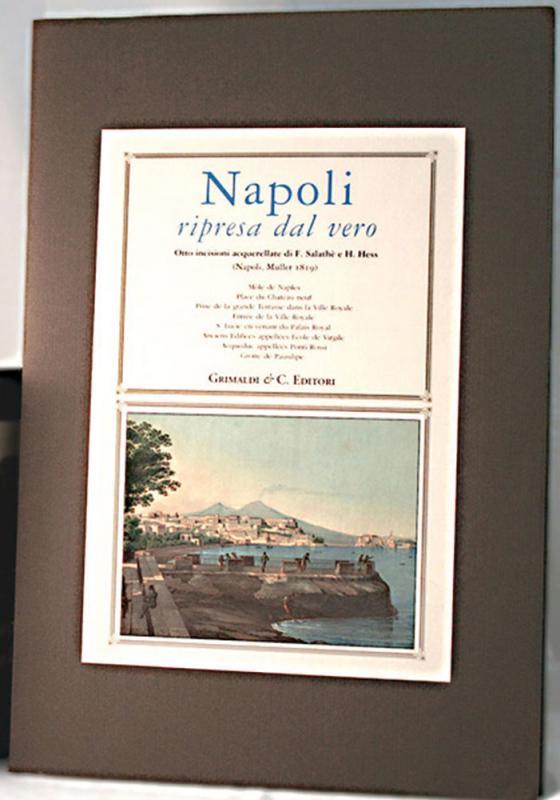 Napoli ripresa dal vero.…