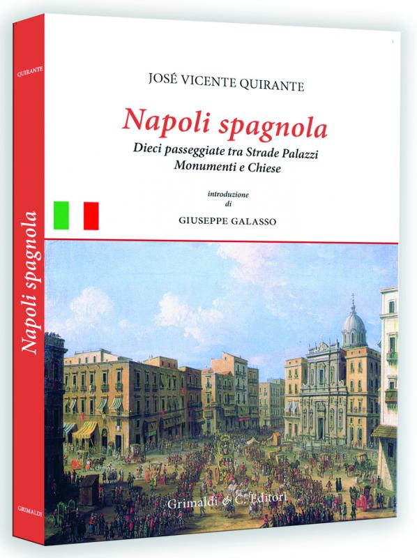 Napoli spagnola  libri libri antico antiquaria