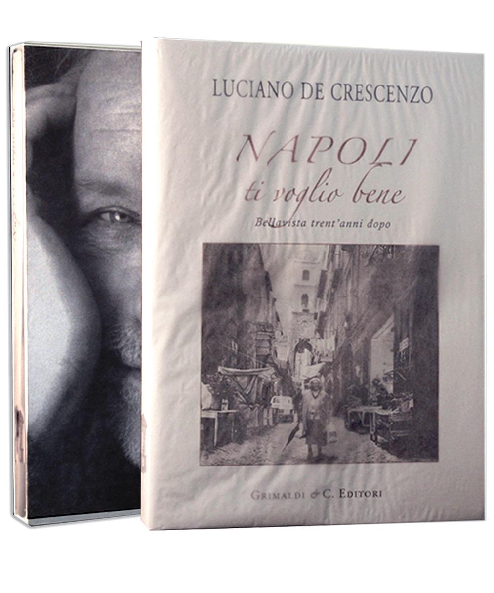 Napoli ti voglio bene BELLAVISTA trentanni dopo antichi antiquaria tedeschi nanni libris