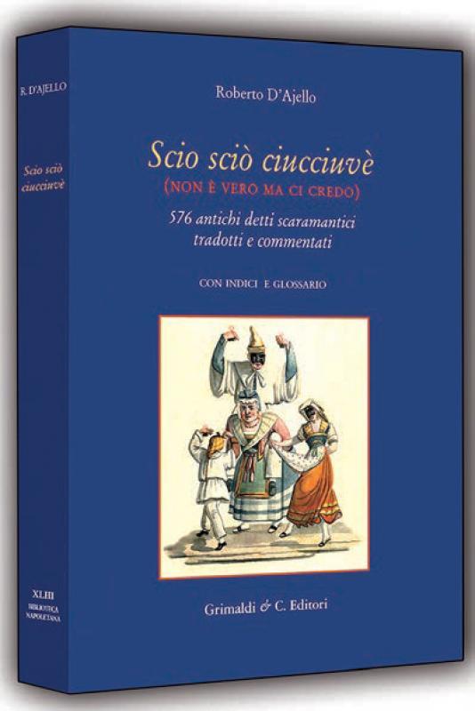 Scio sci ciucciuv NON  VERO MA CI CREDO libri antiquaria antiquaria antiquaria tonini