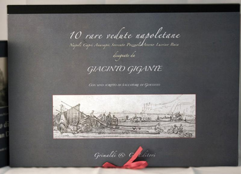 Vedute napoletane dellOttocento antichi libreria antichi arezzo antichi