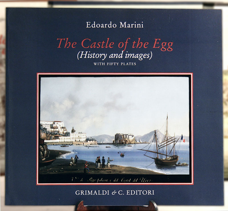 The Castle of the Egg History and images with fifty plates (italia) ponti libreria libreria libri